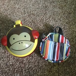 Other - Skip Hop snack and pacifier holder
